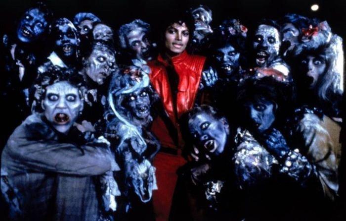 Жизнь Майкла Джексона в подборке фото. Картинка дня