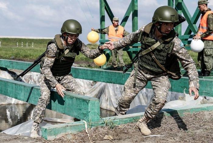 Лучшие кадры с международных военных соревнований