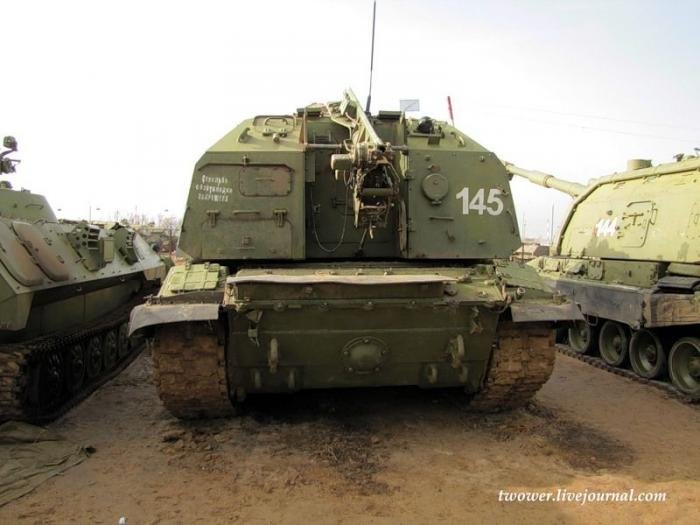 Техника одной из российских мотострелковых бригад. Картинки про авто