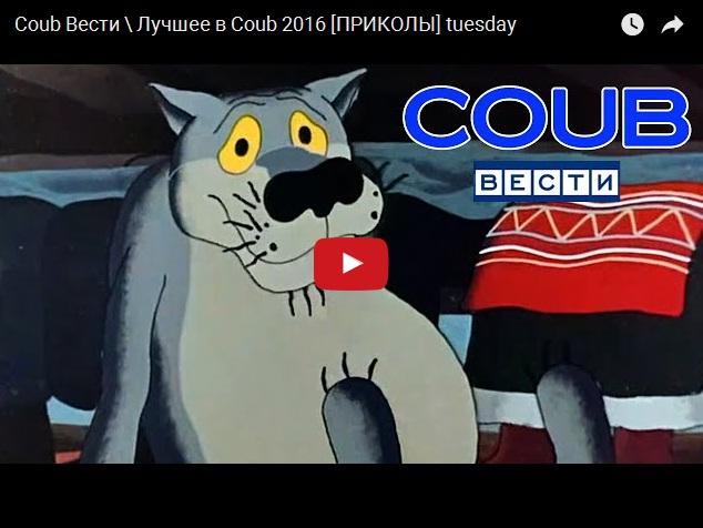 Coub Вести - подборка прикольного видео