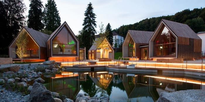 Уникальный спа-комплекс в Германии. Путешествия