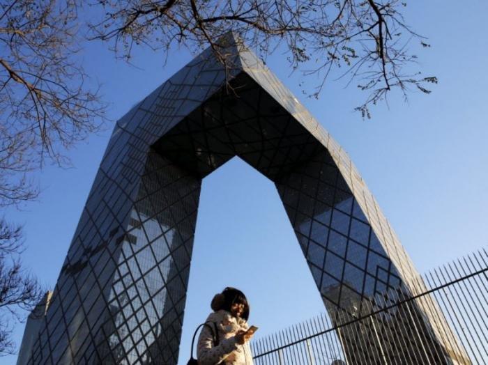 Красивые китайские архитектурные проекты