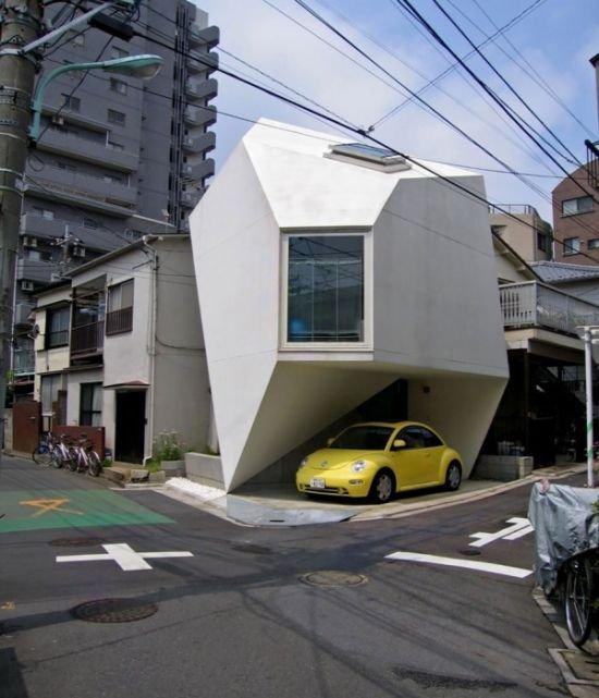Шедевры японской архитектуры