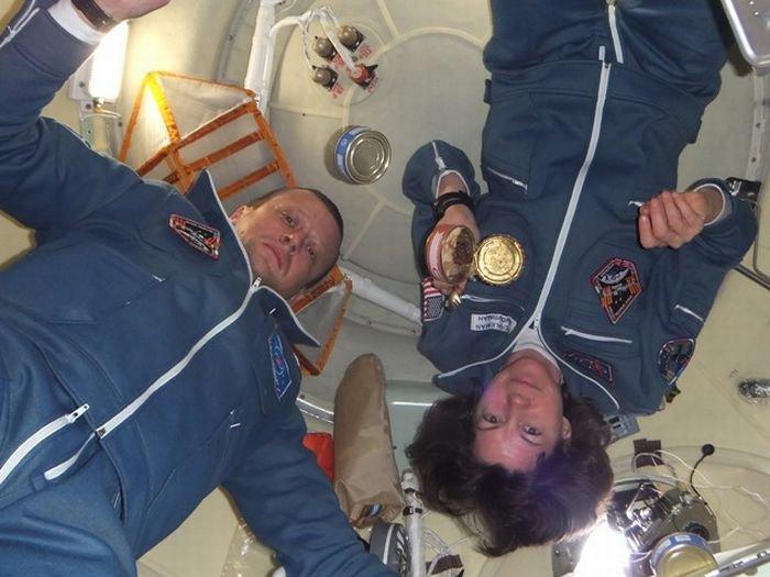 Фотографии с борта МКС. Картинка дня