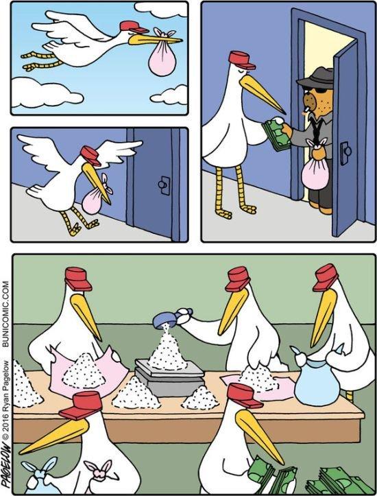 Смешные комиксы в весёлой подборке. Свежие приколы