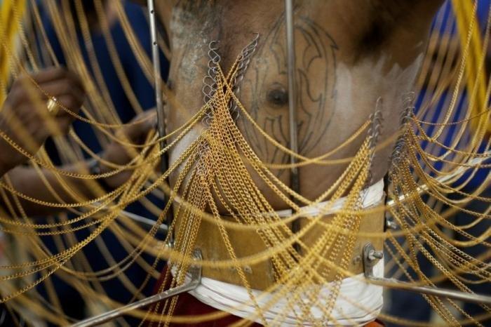 Фестиваль индусов Тхапусам. Путешествия