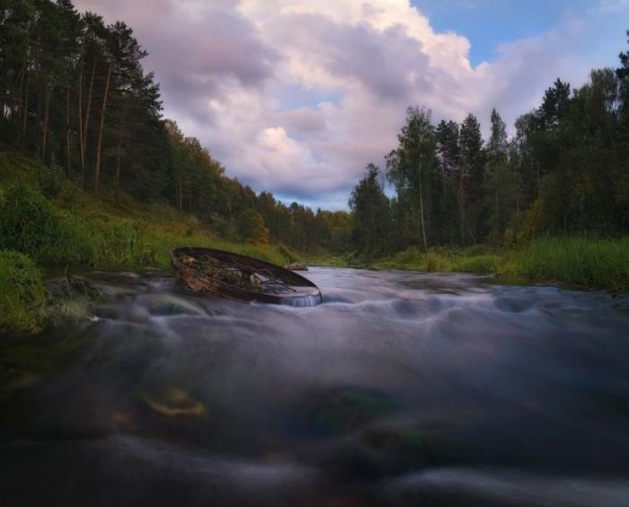 Пейзажи Евгения Жмака. Красивые картинки