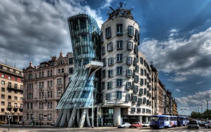 Подборка фотографий красивых зданий