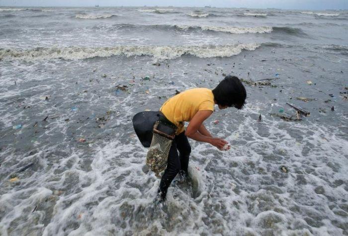 "Тайфун ""Хайма"" на Филлипинах. Последствия стихии"