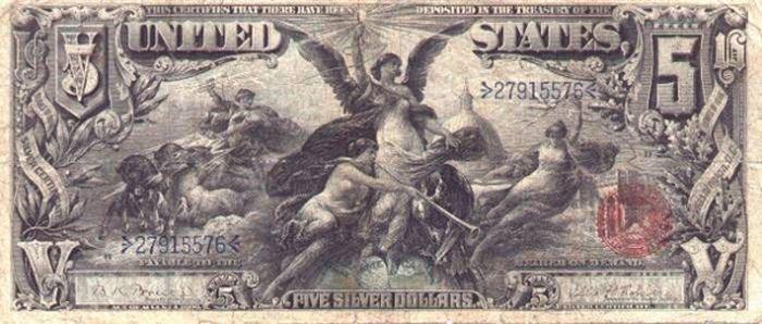 Фотографии редких долларов. Интересные картинки