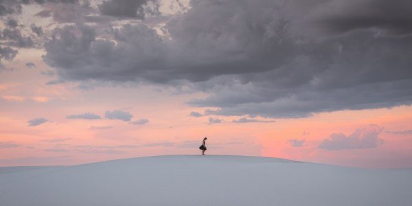 Женские пейзажи Мишель Сонс. Красивые картинки