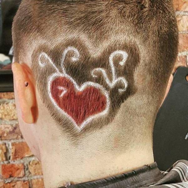 Самые странные и смешные причёски. Жертвы моды