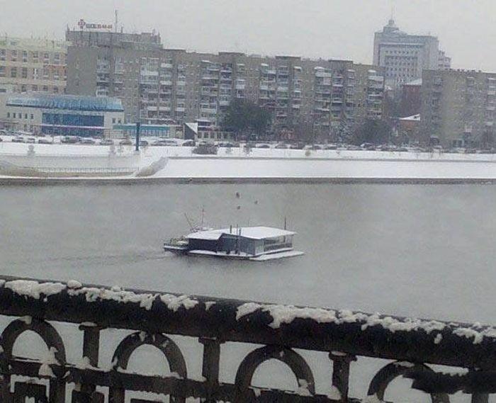 Самые странные лодки и их хозяева