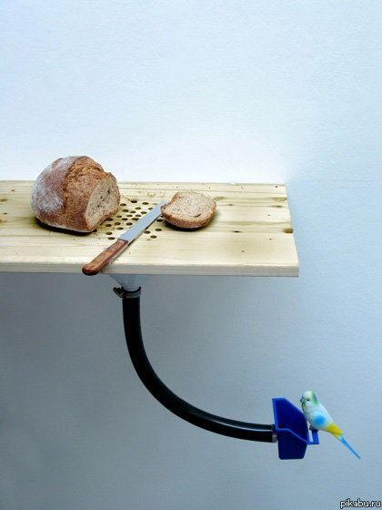 Необычные кухонные вещи