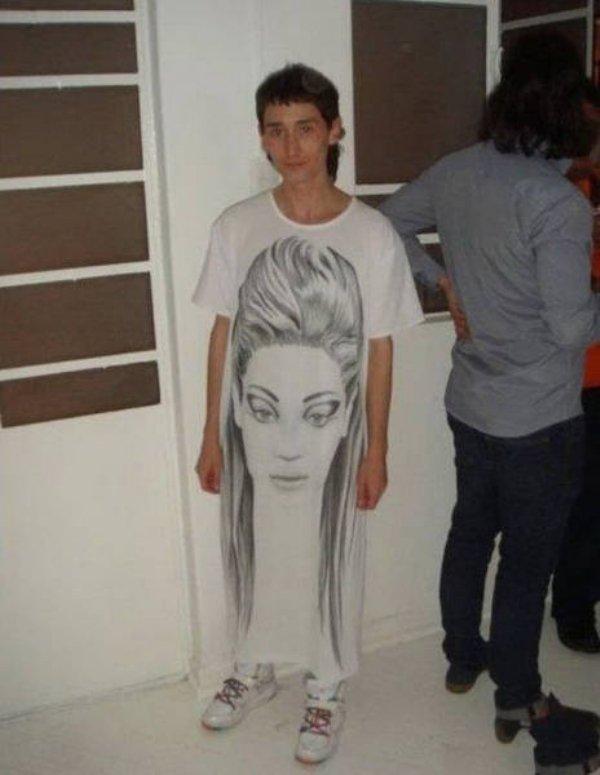 Самая странная мода