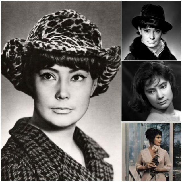 Самые популярные и желанные актрисы Советского Союза