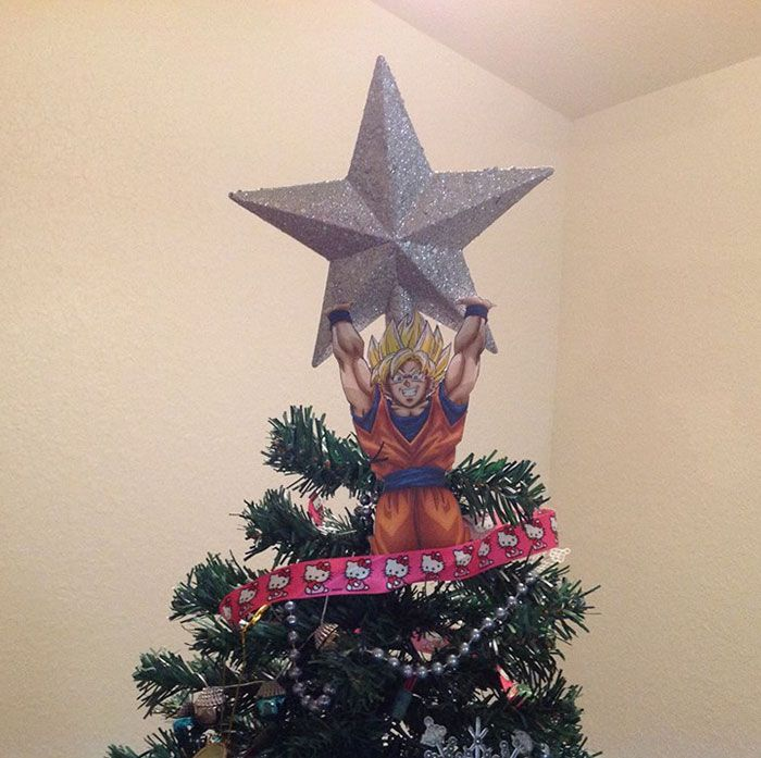 Самые креативные елки. Новогодние приколы