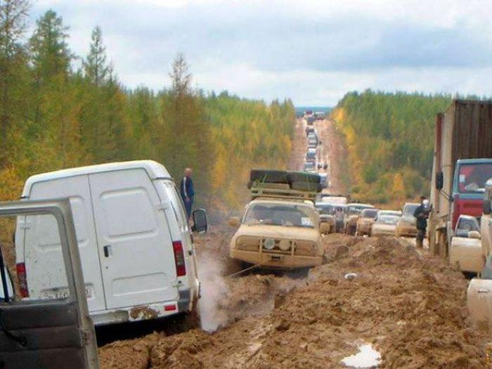 Самые прикольные картинки про Россию и русских людей