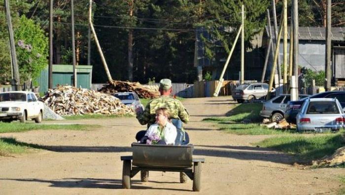 Это Россия - веселые фотографии про нашу страну