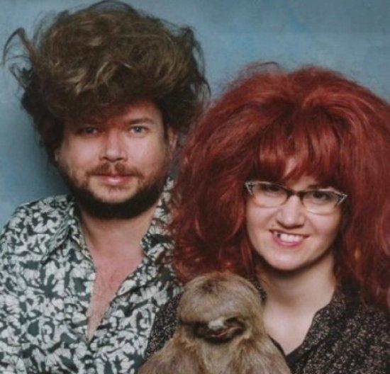 Самые нелепые пары