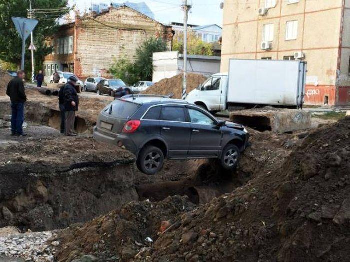 Русские автомобильные приколы