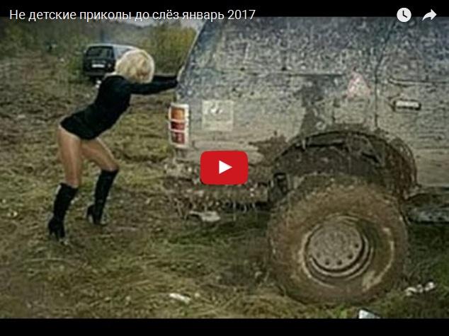 Свежий январский сборник видео приколов