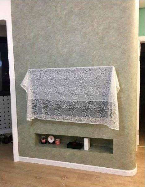 Бабушкино вязание и бытовая техника