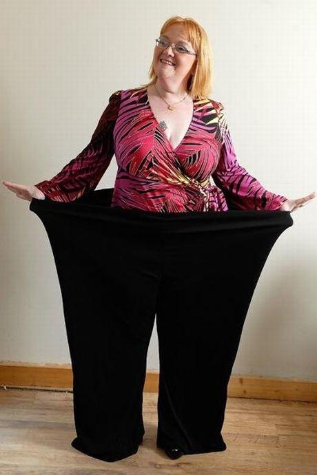 Женщина похудела на 190 кг. и попала в Книгу рекордов Гиннеса