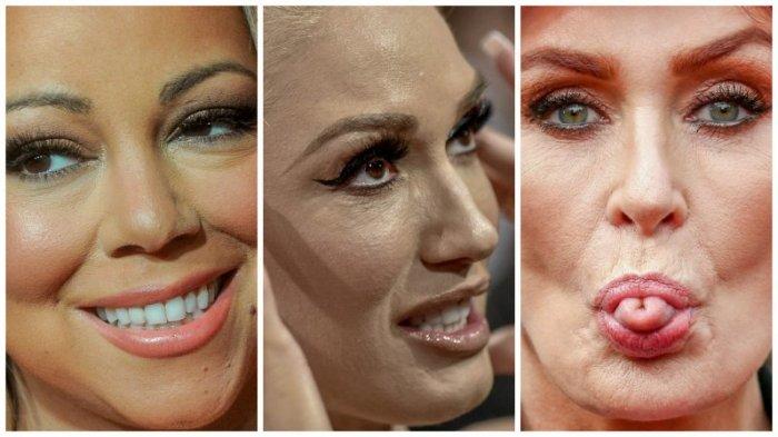 Голливудские звезды крупным планом - вы будете разочарованы