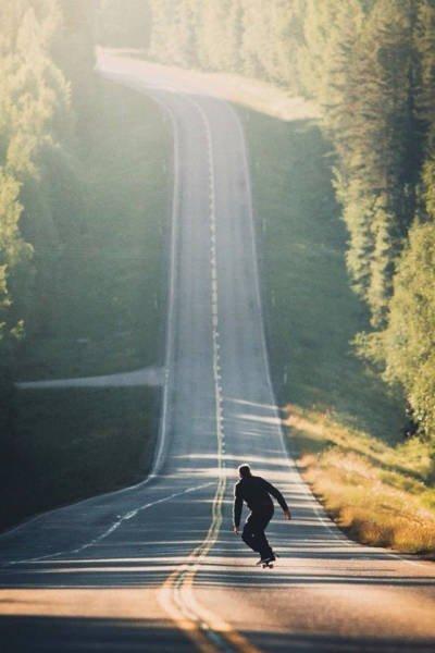 Как выглядит позитивный взгляд на жизнь - красивые картинки