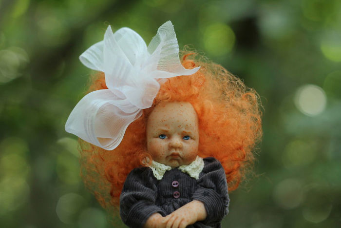 Картинки со смешными куколками