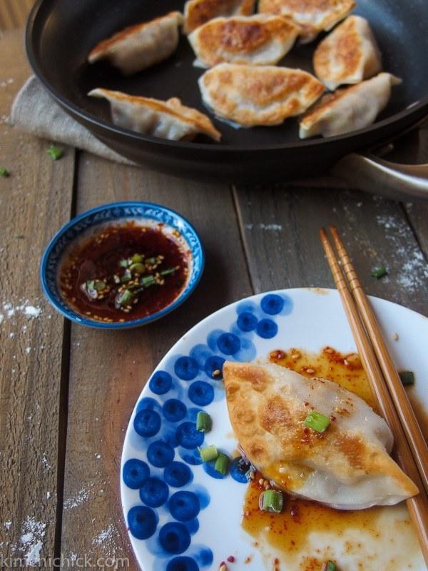 Красивая азиатская еда на китайский Новый год