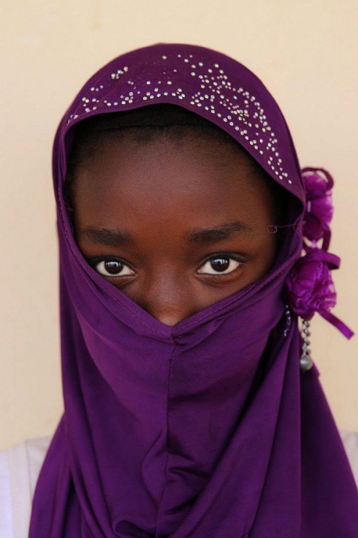 Лица людей из разных стран мира - фото из путешествий