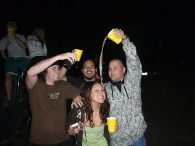 Веселое питие или Пивные фейлы