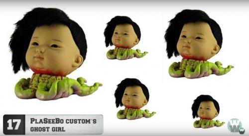 Самые ужасные и странные детские игрушки