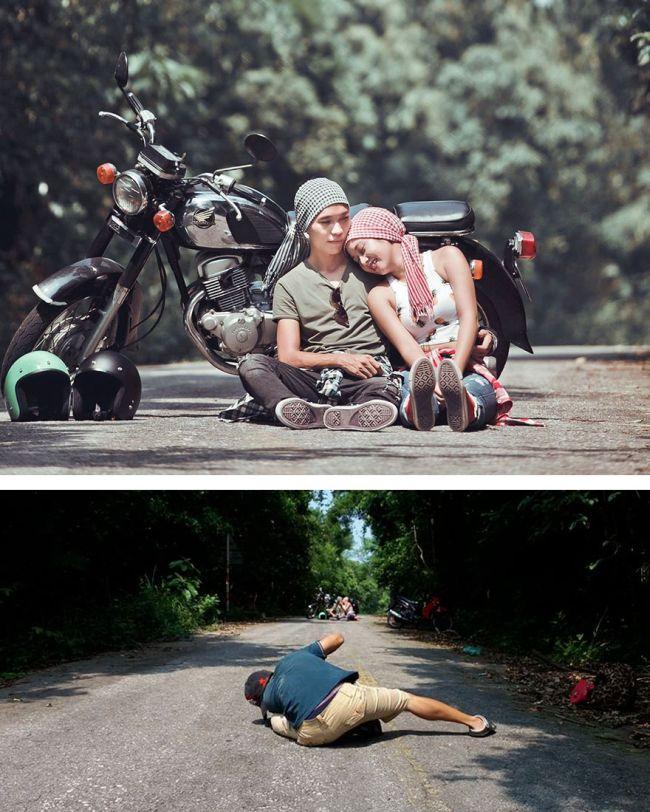 Как делают красивые фотографии