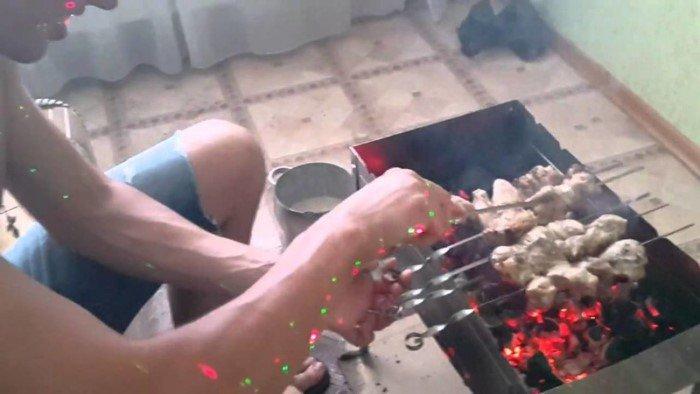 Такое разное приготовление шашлыка