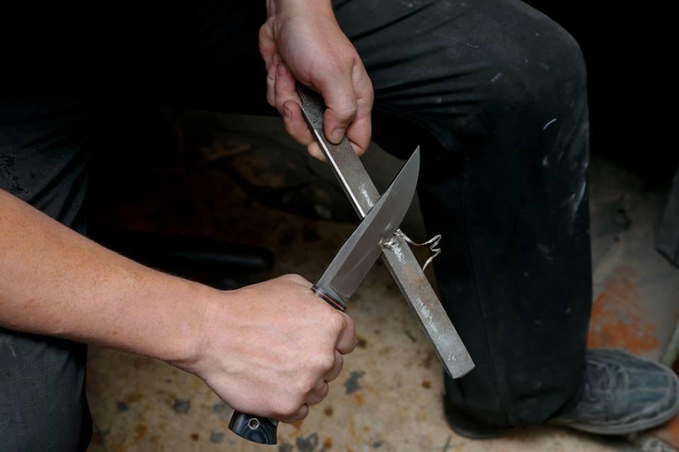 Как сделать ножи своими руками в домашних условиях