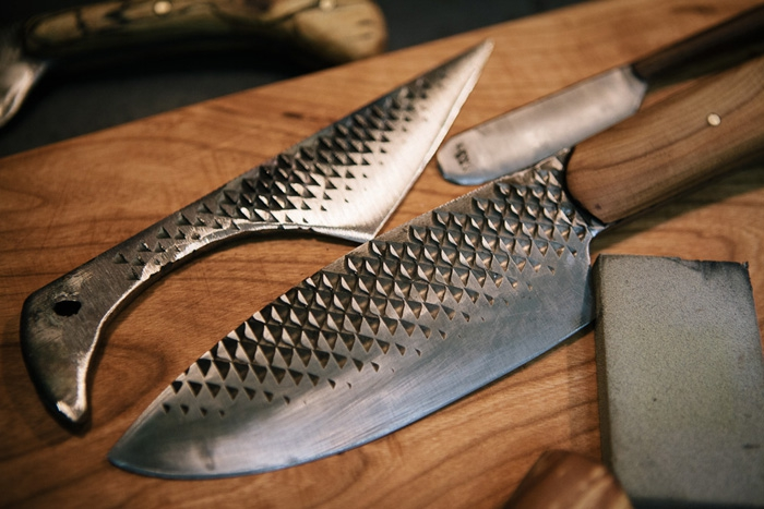 Ножи ручной работы своими руками