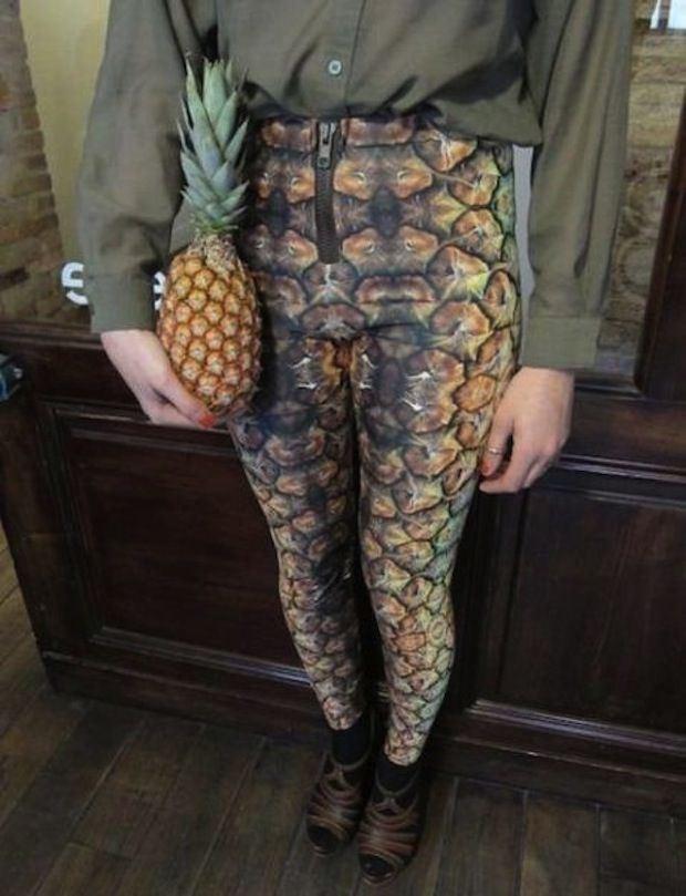 Самые нелепые наряды странных людей
