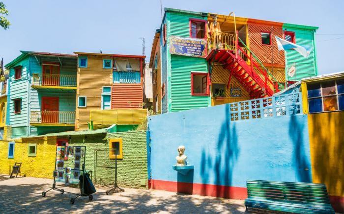 Как выглядят самые красочные города мира