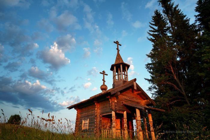 Настоящая красота русского Севера