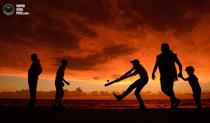 Красивая игра света и тени - красивые картинки
