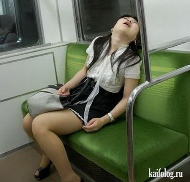 Тот момент, когда надо на работу и сильно хочется спать