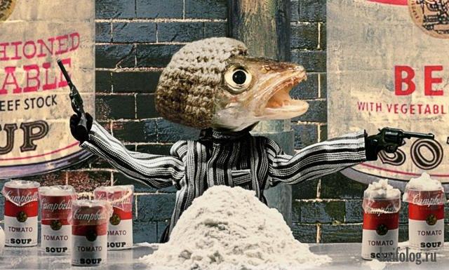Если бы рыбы были как люди