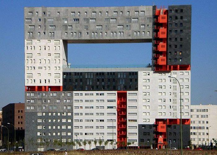 Самые нелепые здания в мире