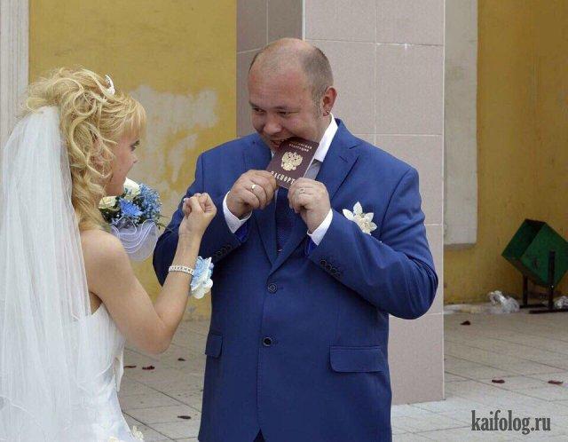 Русская свадьба - бессмысленная и беспощадная