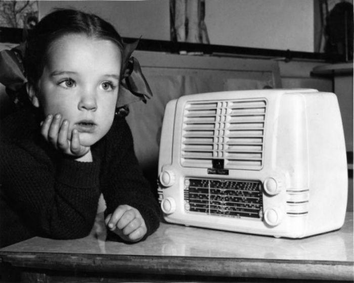 Когда в детстве не было Интернета