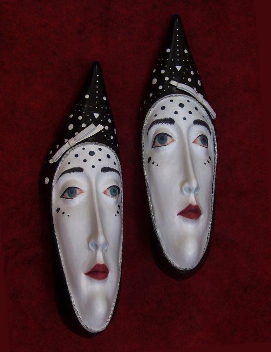 Творения упоротого дизайнера обуви