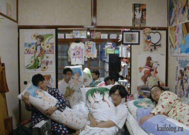 Нам никогда их не понять - приколы жителей Японии